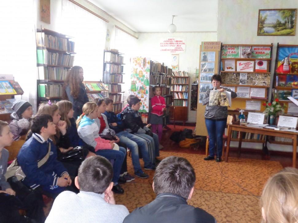 Альбом: Підсумки роботи Кругляківського сільського клубу за 2016 рік